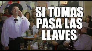 Jorge Alís & Los Huasos del Hoyo - Si tomas, pasa las llaves!