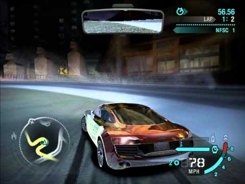 NFS Carbon - Audi Le Mans Quattro (Darius)