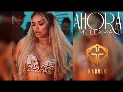 Karol G - Ahora Me Llama [Sola Versión] (Audio)