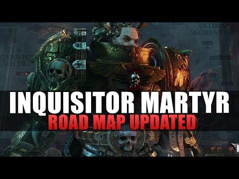 Inquisitor Martyr - Roadmap Update