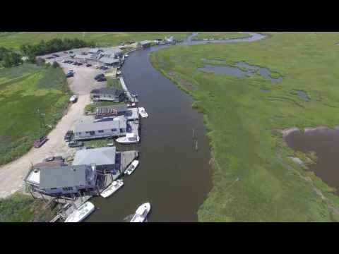 Fishing Village of Oyster Creek NJ