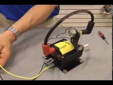 Accel Ignition Parts - Super Coil Testing on
