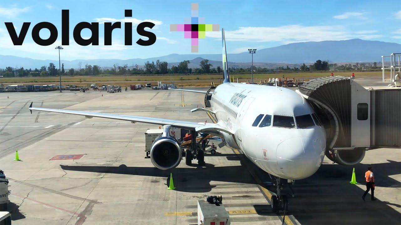 Download TRIP REPORT: Volaris   Airbus A320   Guadalajara - Dallas/Fort Worth   Economy