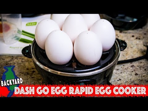 Dash Go Rapid Egg Cooker - Is It Any Good?