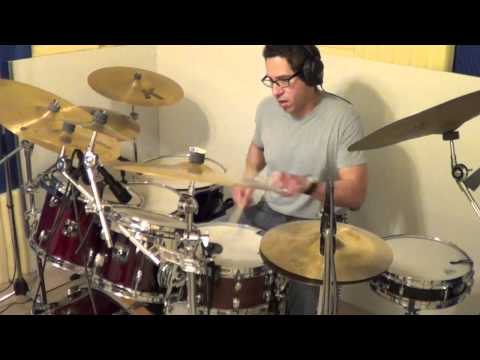 Vinnie Colaiuta My Favorites Things Drum Cover by Alvaro Morales