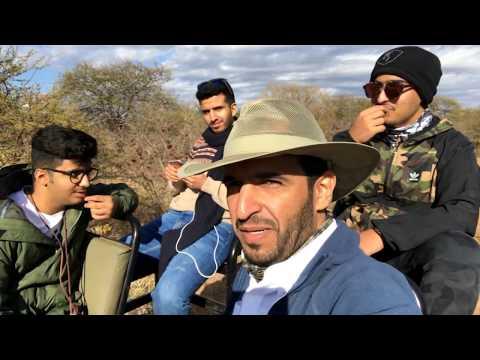 #Vlog : Saudis Hunting Safari Trip - Thabazimbi - Limpopo - South Africa, June 2017