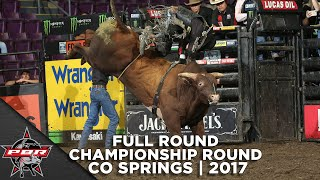 FULL ROUND: Colorado Springs Championship Round | 2017