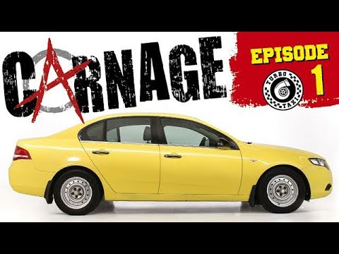 CARNAGE Episode 1: Turbo Taxi - Part 1