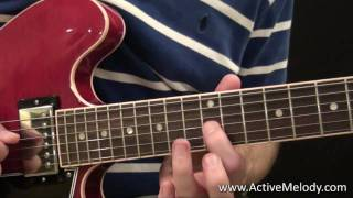 Albert King Blues Guitar Lesson