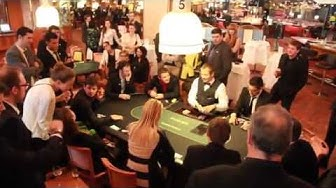 Poker-Event im Casino Bregenz
