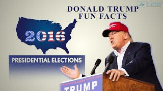 Donald Trump - Top 10 Facts You Didn't Know About the New President (Top Truths)