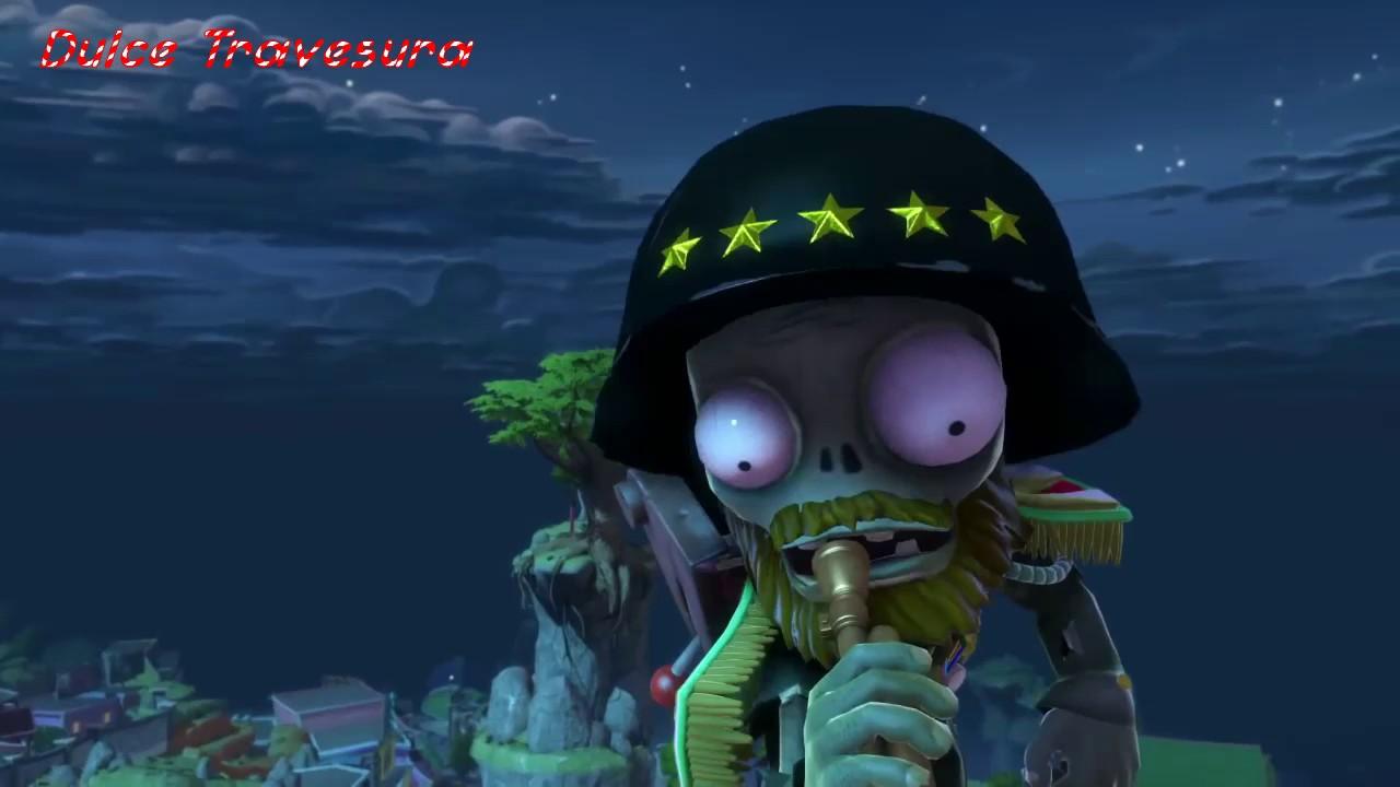 Plantas vs zombies animado (PARODIA) Trailers