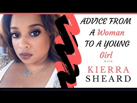 Tracy Bethea - Kierra Sheard Shares...How To Stop People Pleasing