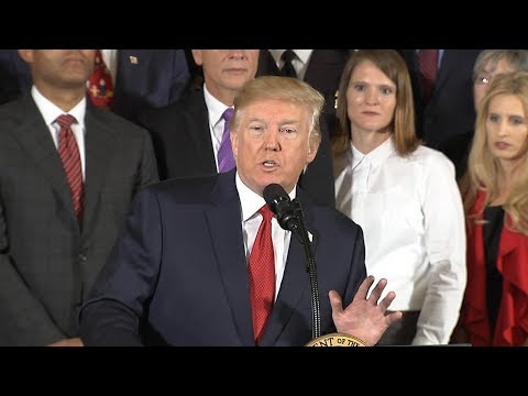 President Donald Trump declares opioid crisis a public health emergency