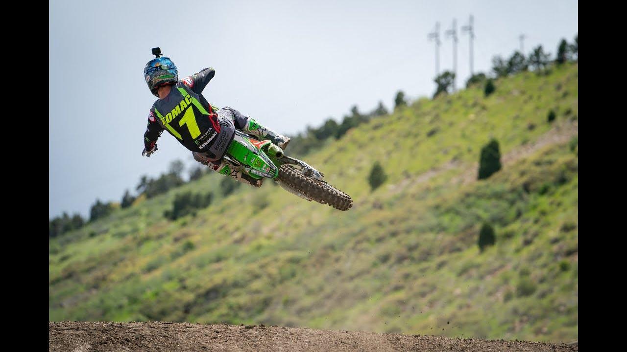Eli Tomac | GoPro Onboard Full Moto At Thunder Valley