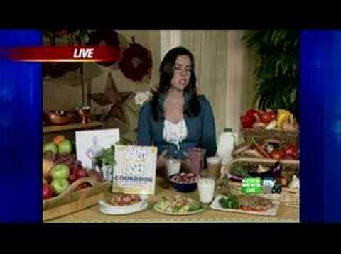 Chef Introduces 'The Biggest Loser Cookbook'
