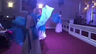 Desciende Espíritu de Dios Barak Danza