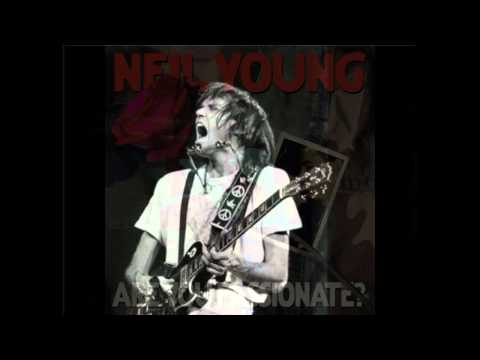 Neil Young  Don't Say You Love Me