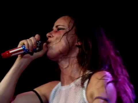 Juliette Lewis Live In Nashville - 2016