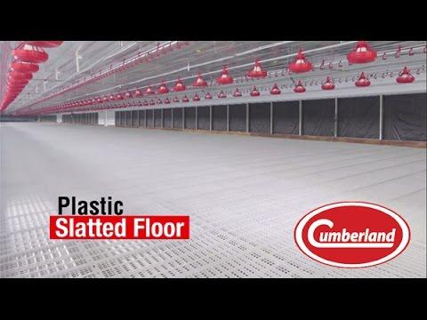 Cumberland Slatted Floor