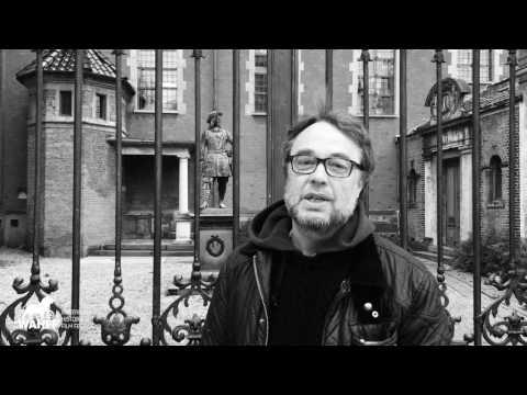 WaHFF 2016 - Jury Critic Clion - Henrik Ruben Genz  - Acceptance Speech
