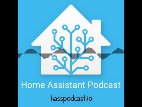 Home Assistant Podcast 1 - Introduction and 0.45