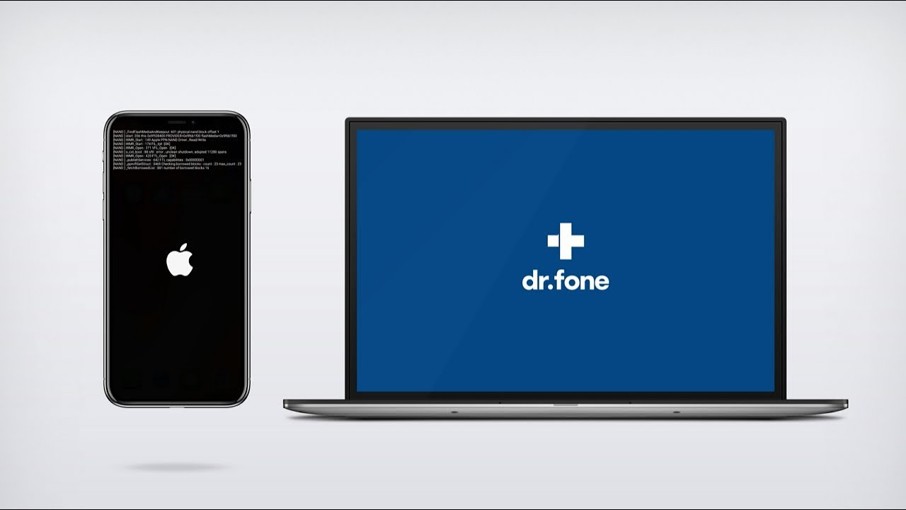 dr fone - Repair (iOS System Recovery) - Fix your iOS System Issues