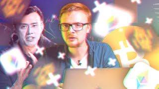 $12000 за Биткоин, взлом Binance, Ethereum микшер, петиция XRP | Новости криптовалют bitcoin 2019