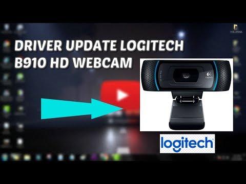 b910-logitech-driver-installation-using-driver-easy