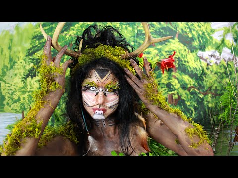 Prehistoric Tribal Huntress! | NYX Face Awards 2015!