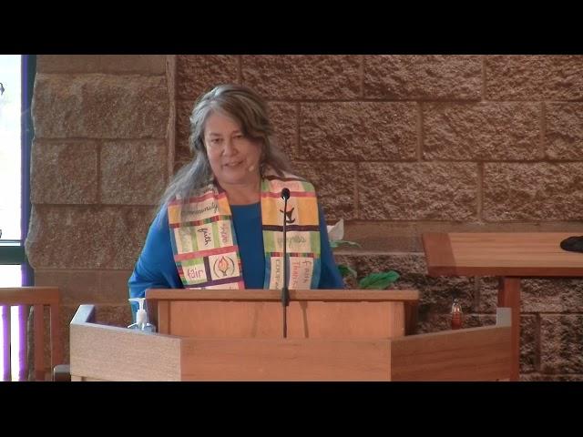 MDUUC Sunday Service 9/12/2021 - Reflection - Rev Leslie Takahashi