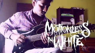 Motionless In White Catharsis Guitar Cover