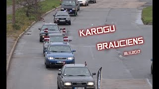Download 18.novembra karogu brauciens! MP3 song and Music Video