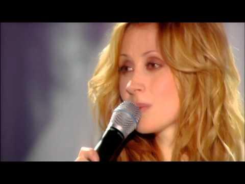 Lara Fabian -Un Ave Maria- Français paroles, Letra en español, English Lyrics