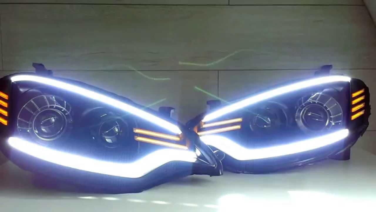 Headlights Laser Lights Acura Rdx Фары Laser Lights для