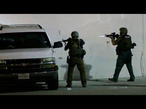 РАССТРЕЛ ПРИ ЗАДЕРЖАНИИ. часть 7. Полиция США стрельба на поражение.