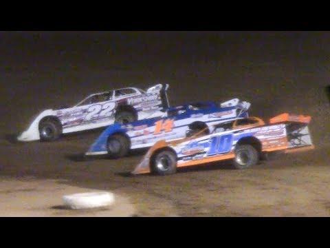 ULMS Super Late Model Heat Two   Tyler County Speedway   6-1-19