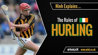 The Rules of Hurling - EXPLAINED!