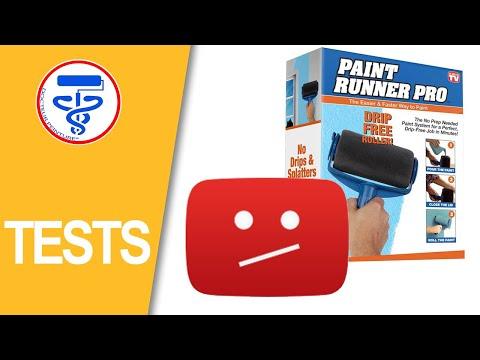 Paint Runner Pro Le Test De Docteur Peinture Partie 12 Qu