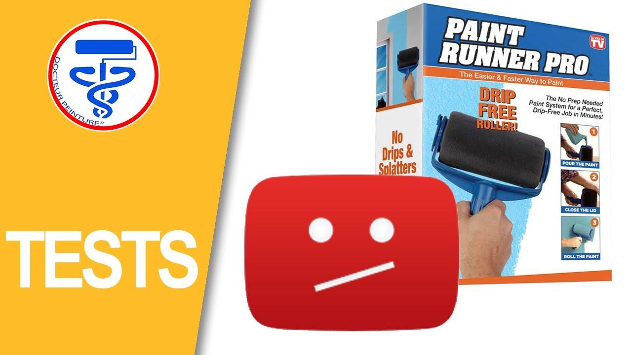 Paint Runner Pro Le Test De Docteur Peinture Partie 12 Quen Pensent Les Youtubeurs