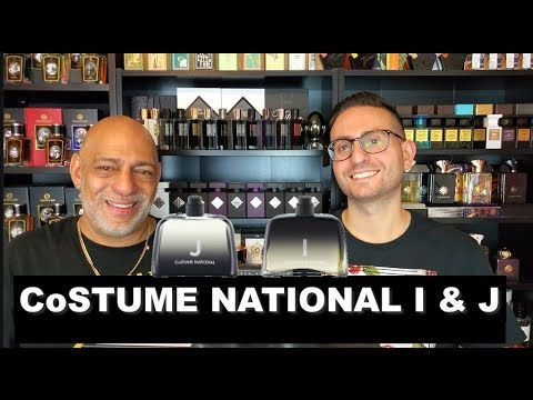 CoSTUME NATIONAL I & J Fragrance REVIEW With Redolessence + Full Bottle GIVEAWAY (CLOSED)