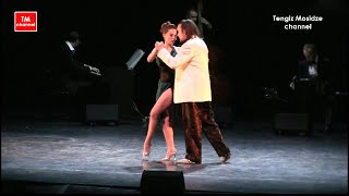 Argentine Tango. Mariano Frumboli & Juana Sepulveda. Аргентинское танго. Хуана и Чичо Фрумболи.