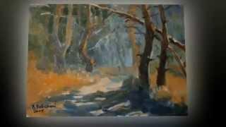 Обучение взрослых рисованию и живописи  в Днепропетровске  Уроки рисования для начинающих