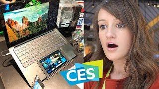 Coolest New Tech? | CES Day 2 & 3