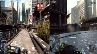 Battlefield 4 | Gráficos PC ultra vs PS3