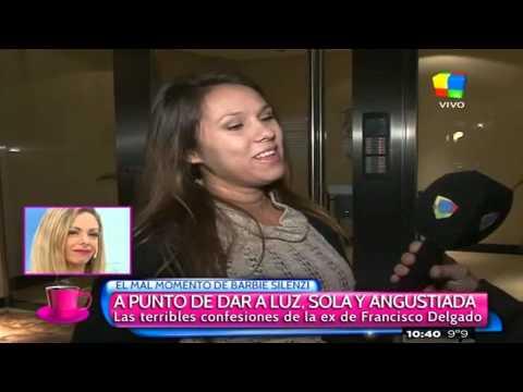 Terrible confesión de la ex de Francisco Delgado