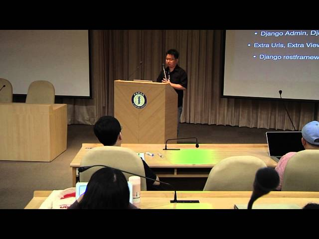 Image from R2 DAY1-04 教練,我想寫 Django app 給大家用 - Tim Hsu (PyCon APAC 2015)