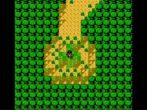 [Lumberjack Rom Hack] Flannel Fantasy - Starter Area [NES Homebrew]  Michigan History RPG
