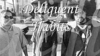 Deliquent Habits  - Tres Deliquentes (spanish version)