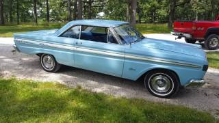 52000 mile 1964 mercury Comet Caliente for sale